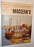 img - for Maclean's - Canada's National Magazine, April 25, 1959 - Canadian Painter James Wilson Morrice book / textbook / text book