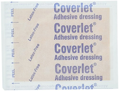 78010-00 Cove Roll et Patch XL 4'x 2 3/4' 50 Per Box Part No. 78010-00 by- Beiersdorf/Jobst (4x4' Patch)