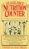 At-a-Glance Nutrition Counter, Patricia Hausman, 0345311833