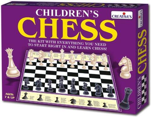 CREATIVE EDUCATIONAL Children's Chess Game