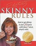 The Skinny Rules, Edita M. Kaye, 0963515004