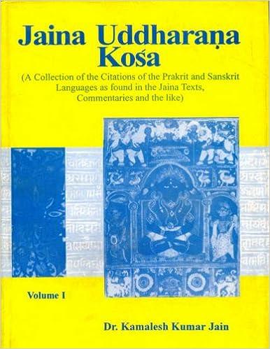 Jaina Uddharma Kosa por Kamalash Kumar Jain epub