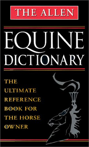 Download The Equine Dictionary pdf epub