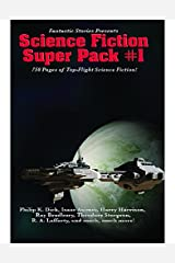 Fantastic Stories Presents: Science Fiction Super Pack #1: With linked Table of Contents Kindle Edition