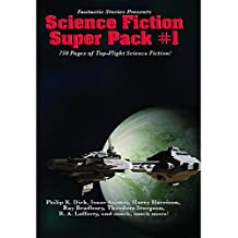 Fantastic Stories Presents: Science Fiction Super Pack #1: With linked Table of Contents