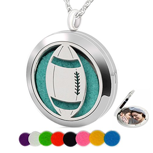 Chaomingzhen Essential Oil Necklace Aromatherapy Diffuser Pe