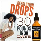 RESOLUTION DROPS-EXTREME WEIGHT LOSS-NATURAL-DETOX-ENERGY