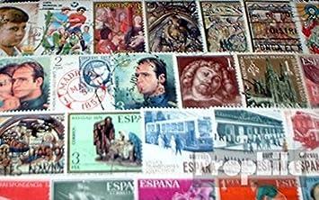 Prophila Collection España 50 Diferentes Sellos Especiales Sellos ...