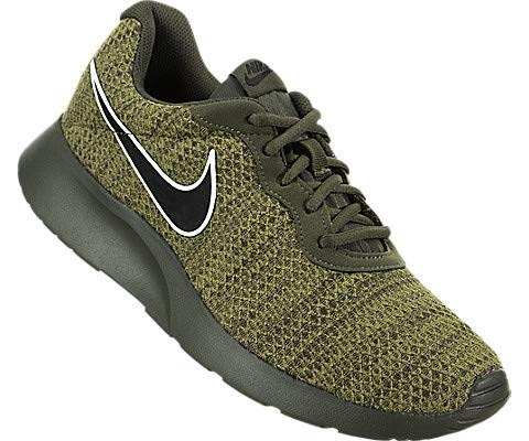 super popular 7e1d4 44cd0 NIKE Men s Tanjun Sneakers, Breathable Textile Uppers and Comfortable  Lightweight Cushioning - 812654 001   Road Running   Clothing, Shoes    Jewelry - tibs
