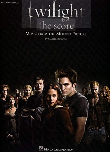 (Twilight - The Score: Easy Piano Solo)