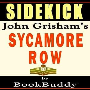 Sidekick: Sycamore Row by John Grisham Audiobook