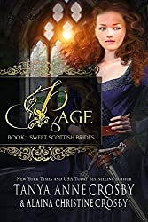 Page: A Sweet Scottish Medieval Romance (Sweet Scottish Brides Book 1)
