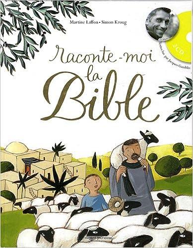 Lire un Raconte-moi la Bible (2CD audio) epub, pdf