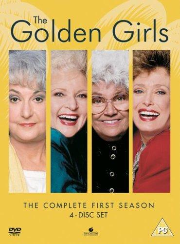 Golden Girls [Reino Unido] [DVD]