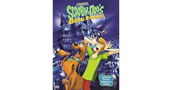 Amazon.com: Scooby Doo, Where Are You. Poster Movie D 27 x ...