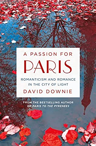 book cover of A Passion for Paris