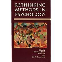 Rethinking Methods in Psychology (Rethinking Psychology - Mini Series)