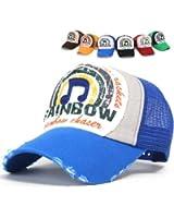 Niki orange® rainbow Trucker Cap en différentes couleurs