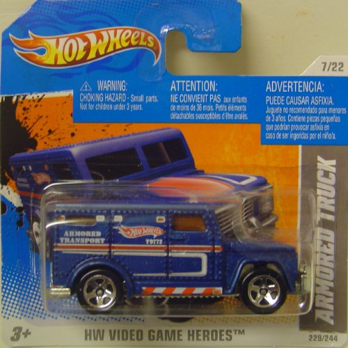 ruck (Toy) (Armored Truck)