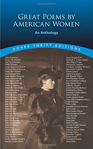 Great Poems by American Women: An Anthology (Dover Thrift Editions)