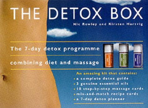 The Detox Box: The 7-day Detox Programme Combining Diet and Massage ebook