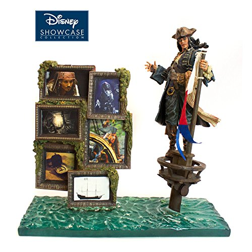 Mastere Pirates Caribbean Jack Sparrow Scene Replica]()