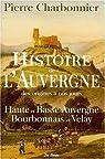 Histoire de l'Auvergne par Charbonnier