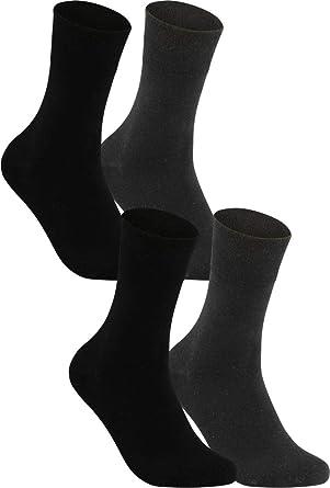 10 Paar Damen Socken ohne Gummibund Diabetiker Gesundheitssocken Baumwolle NEU