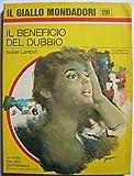 img - for Il beneficio del dubbio book / textbook / text book
