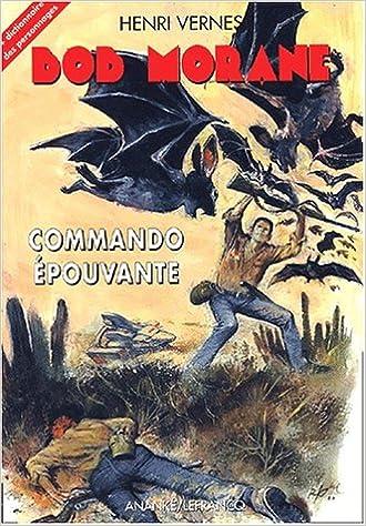 Livres gratuits Commando épouvante pdf
