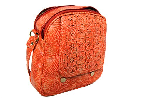 Sling Crossbody Adjustable with Bag Women��s Peach Strap 15qwgw