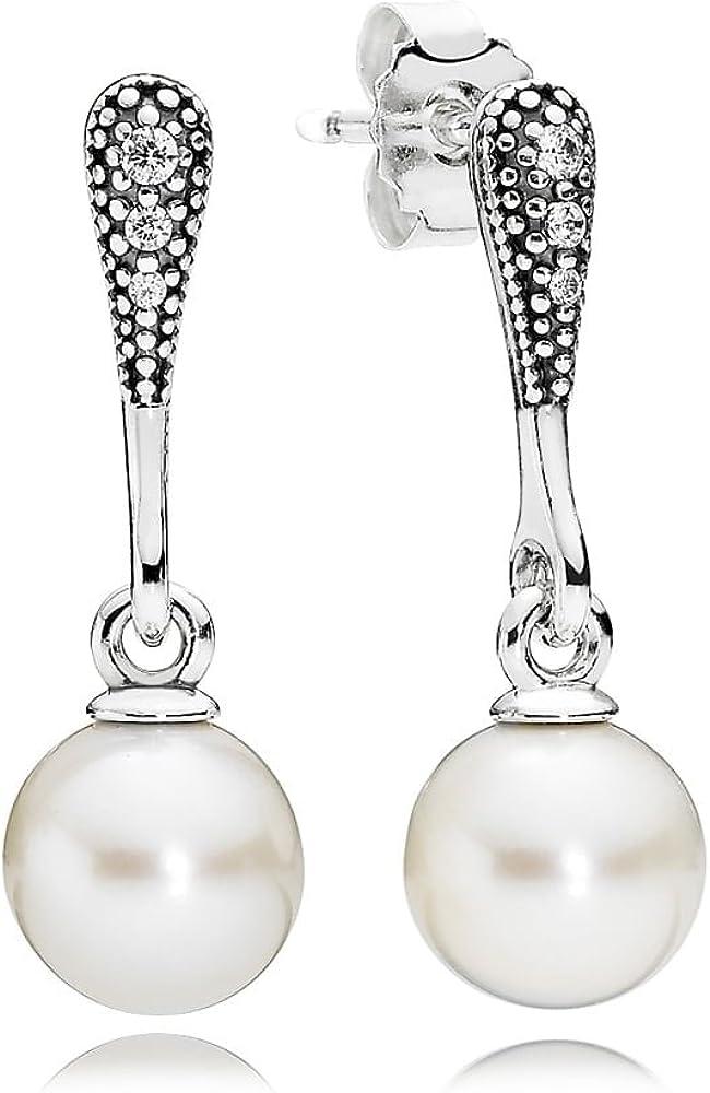 Pandora Pendiente colgantes Mujer plata - 290733P