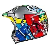 HJC Avengers CL-XY 2 Kids Off-Road Motorcycle Helmet - MC-21 Medium