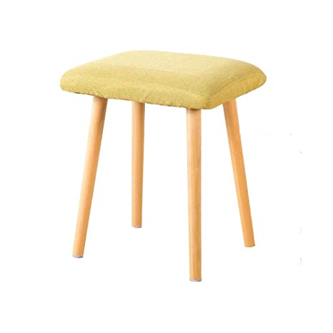 Awesome Ecsd Dining Chair Stool Simple Modern Home Fabric Low Bench Beatyapartments Chair Design Images Beatyapartmentscom