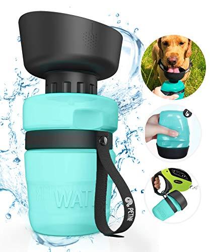 Portable Dog Water BottleUpgraded