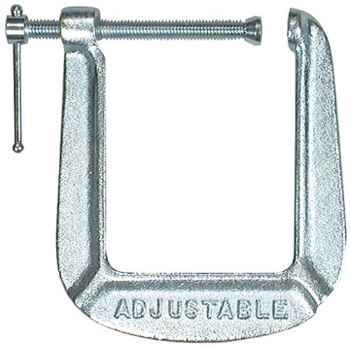 Adjustable Clamp 1434-C Adjustable C-Clamp, 3 x 4-1/2-Inch
