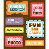 K&Company Reunion Sticker Medley