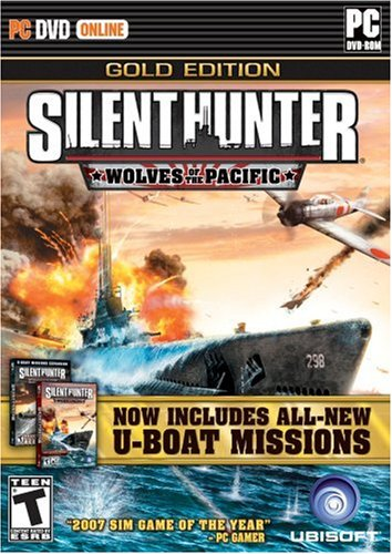 Silent Hunter: Wolves of the Pacific Gold Edition - PC