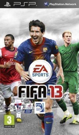 FIFA Soccer 13 (PSP) (UK IMPORT) (Psp Games For Boys Soccer)