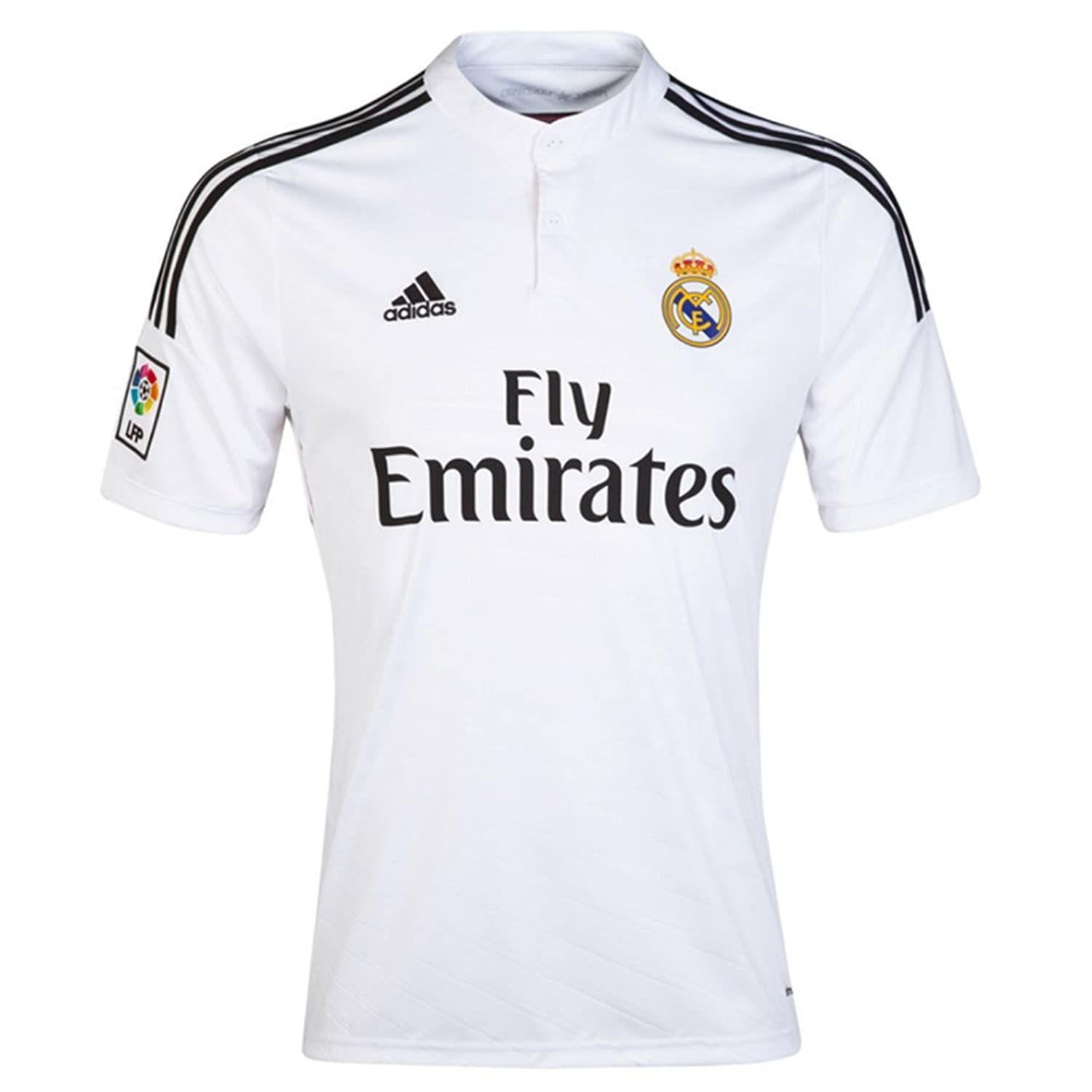 ... Long Sleeve UCL Home Soccer Jersey Amazon.com Adidas ISCO 23 Real  Madrid Home Jersey 201415 (XS) Clothing ... 186365576