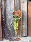 """Sachet à plantes """"Rostikal"""" avec plaque de base, 80 cm"""