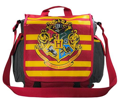 Harry Potter Hogwarts Interchangeable Backpack Messenger Bag