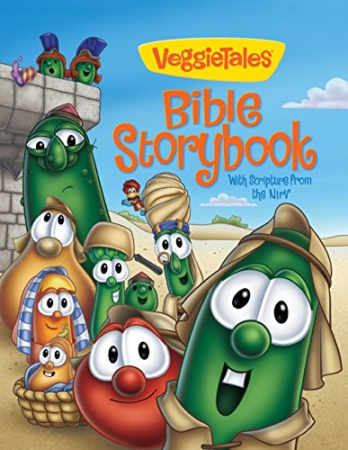 VeggieTales Bible Storybook: With Scripture from the NIrV (Big Idea Books / VeggieTales)
