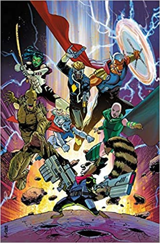 Amazon.com: Guardians of the Galaxy by Donny Cates Vol. 2 ...