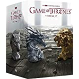 FidgetFidget Game of Thrones: The Complete Series Seasons \uff11-\uff17 (DVD 2017, 34-Disc Box Set)