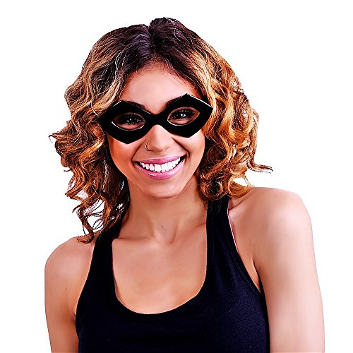 [Sunstaches Robin Mask Officially Licensed] (Kids Batman And Robin Costumes)