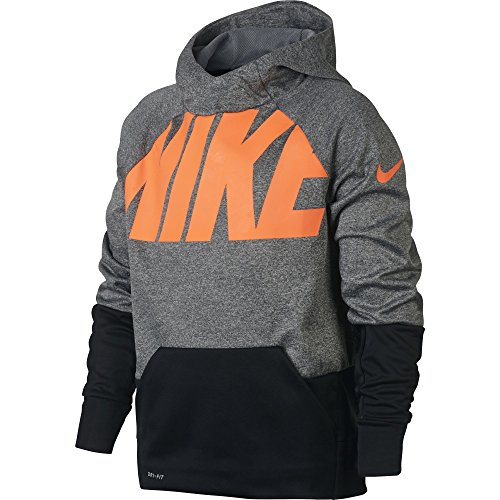Boys' Nike Therma Training Hoodie by