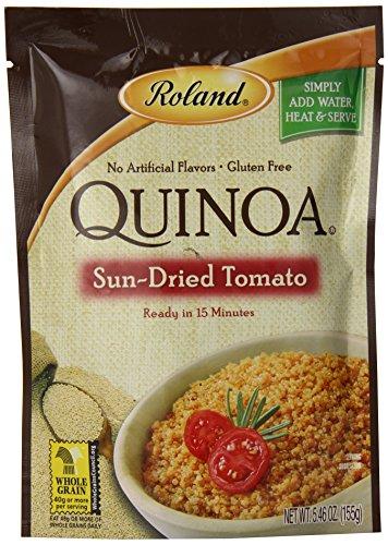 Roland Quinoa Sun Dried Tomato Ounce