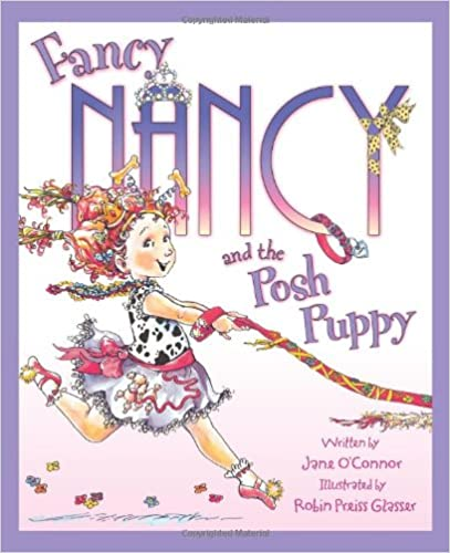 Book Fancy Nancy and the Posh Puppy