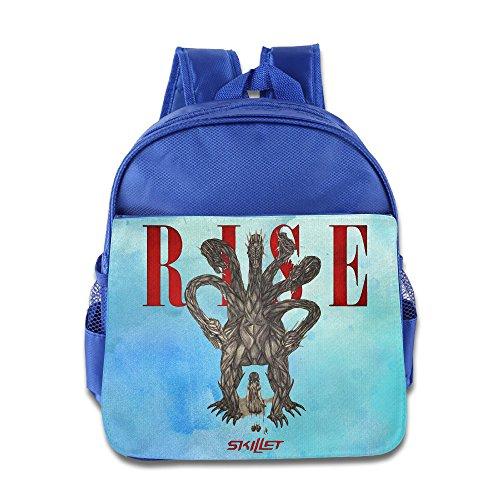 pooz-skillet-rise-children-school-bag-backpack-for-boys-girls-royalblue